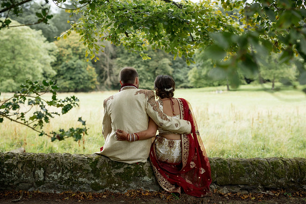 Sonal and Andrew