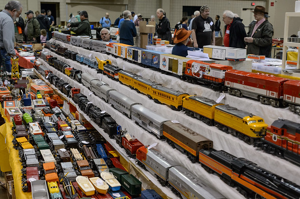 52nd Atlanta Model Train Show