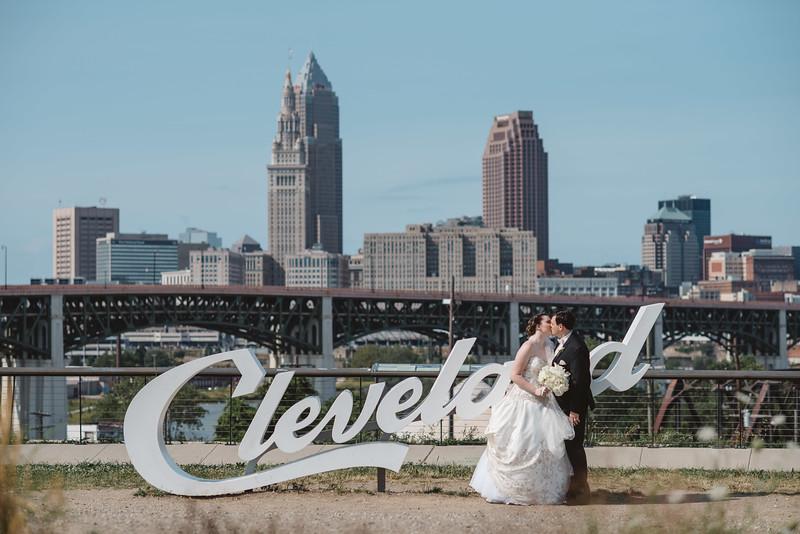 Elizabeth + Chris Wedding