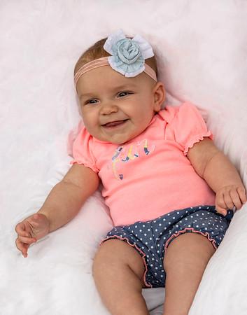 CJ at 4 months