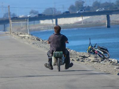 Gas Powered Bikes