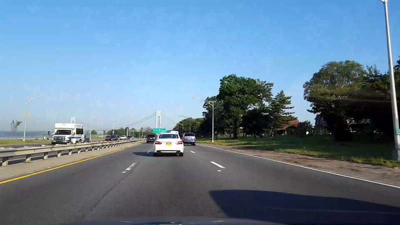 Time Lapse Morning Commute to Work
