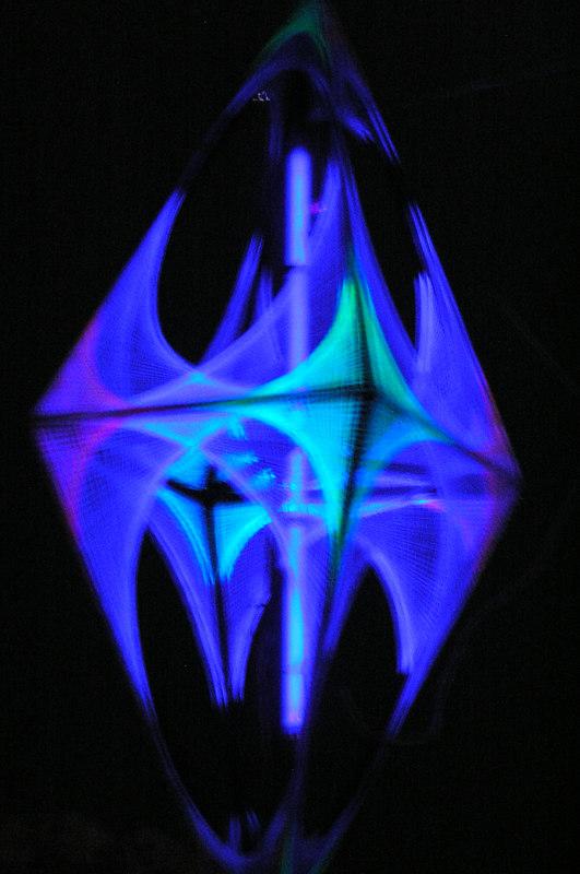 Trippy lights