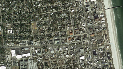 Jacksonville Before (1943) and After (2019)