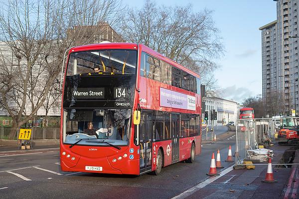9th January 2020: Camden and Birmingham