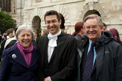 20110326 - Mal's Graduation