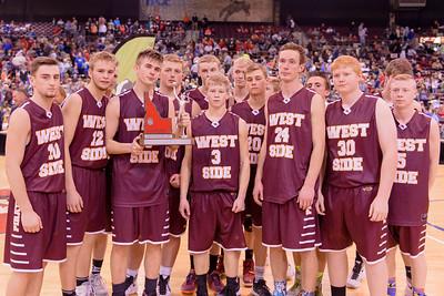 State Finals West Side 36 v. Firth 42