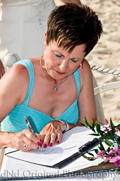 064 Wedding & Dinner - Ceremony Book Signing.jpg