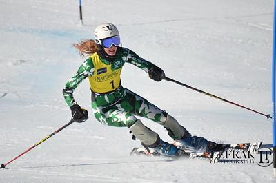 U.S. Alpine Championships 2013 Slalom