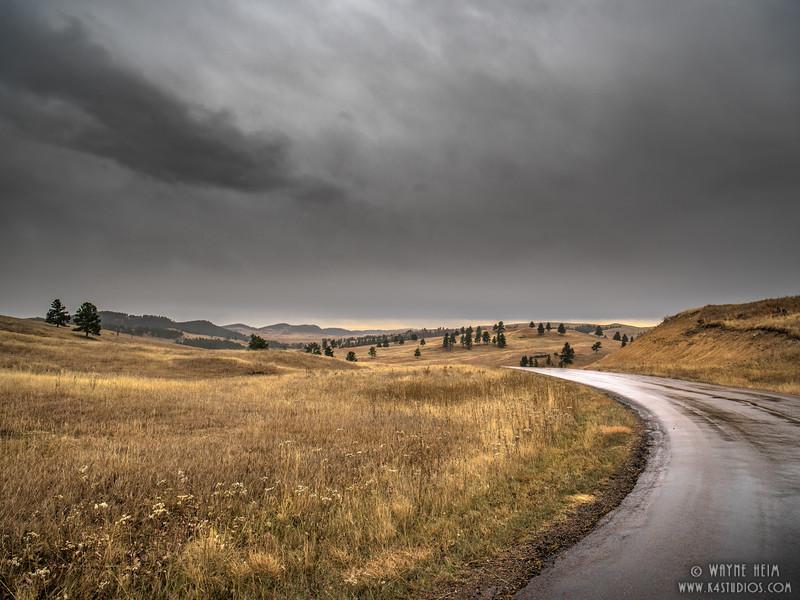 Around the Bend  Photography by Wayne Heim