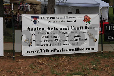 3/23/13 Azalea & Spring Flower Trail Arts & Crafts Fair by Arnold Shellenbarger