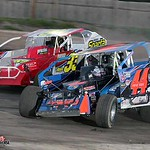 Orange County Fair Speedway - 6/17/21 - Jason Traverse