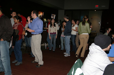 2007 Grad/Prof Event