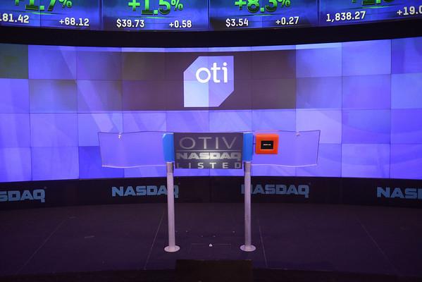 2014 OTI - NASDAQ closing