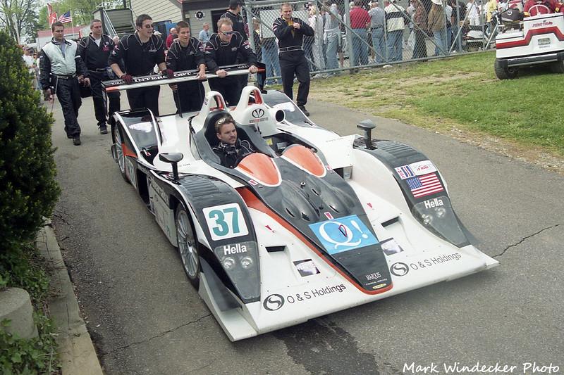 P2-Telesis Intersport Racing