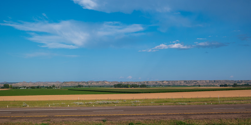 Farming Near Glendive, MT