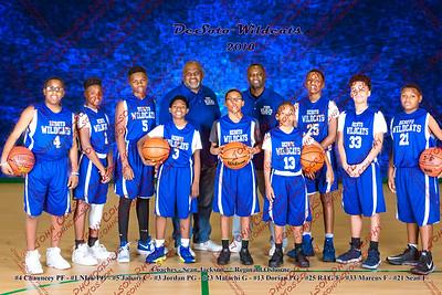 Basketball Teams and Coaches