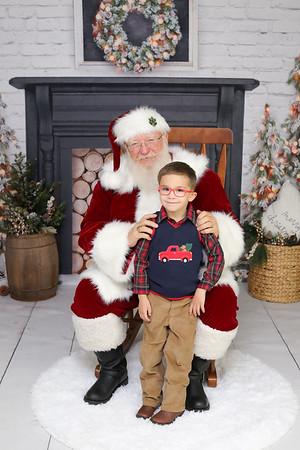 Johnson's Santa Mini 2019