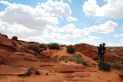 2014-04 Water Holes Canyon and Drive to Monticello (Andy's Photos)