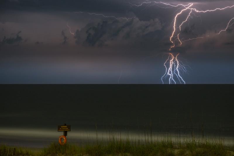 Lightning from Figure 8