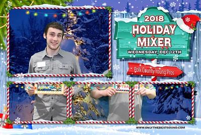 Polk County Young Pros Mixer 12.12.2018