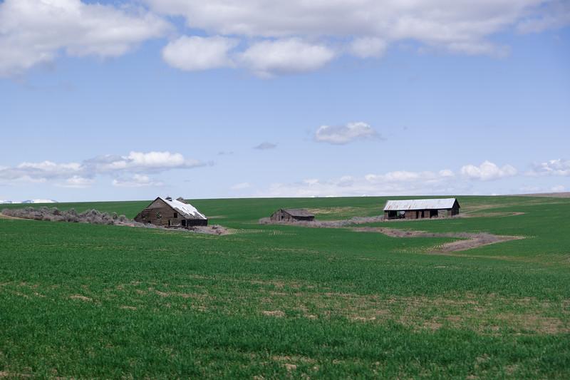 Barn US-2 Washington
