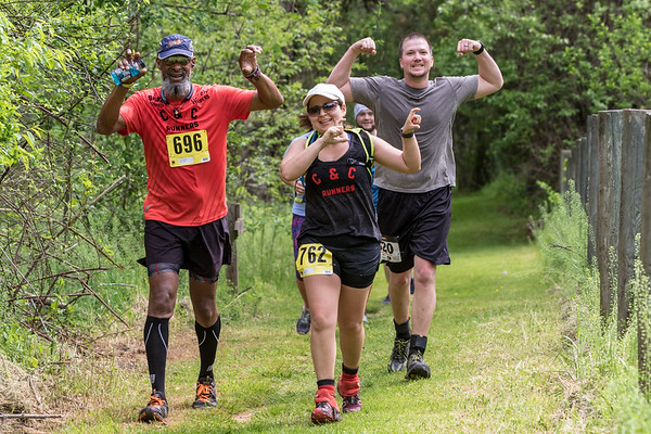 2018 Trail Nut 10K/Half-Marathon