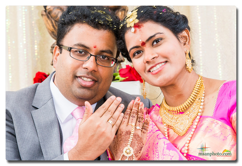 Dinesh & Keerty's Engagement