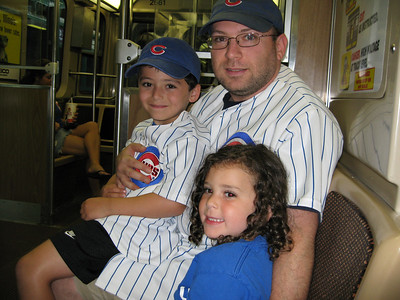 Cubs outing 2007