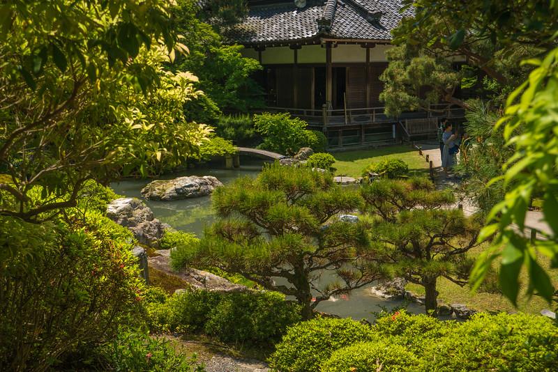 Nanzen-ji Temple – Northern Higashiyama  in Kyoto, Japan.