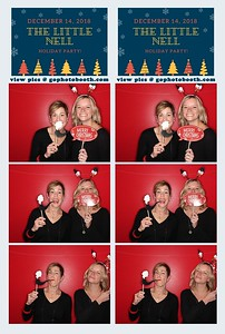 The Little Nell Holiday Party 12/14/18