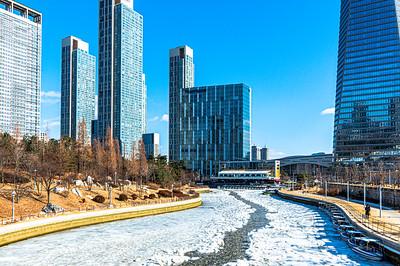 Central Park - Frozen
