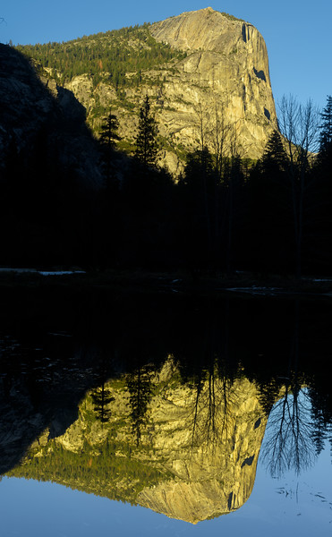 Yosemite Valley, Reflection