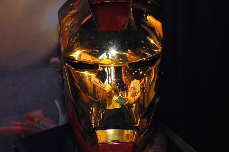 Iron Man prop