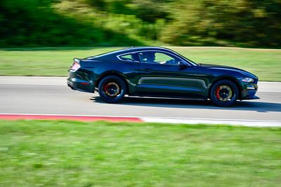 2021 SCCA TNiA  Aug 27 Pitt Nov Dk Green Mustang