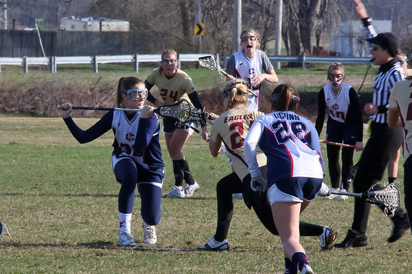 Lacrosse: UCONN v BC at the URI Tourney