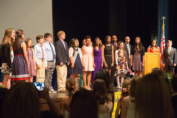 2015 GW 8th-Grade Promotion