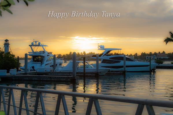 2021 02 13 PE Tanya's Birthday Party
