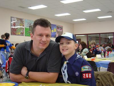 Scouts Blue & Gold Banquet 2009