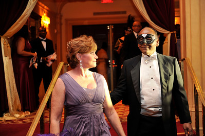 INAUGURAL UNCF MAYOR'S MASKED BALLED WAS HELD AT THE LOS ANGELES BILTMORE HOTEL ON MARCH 3, 2012