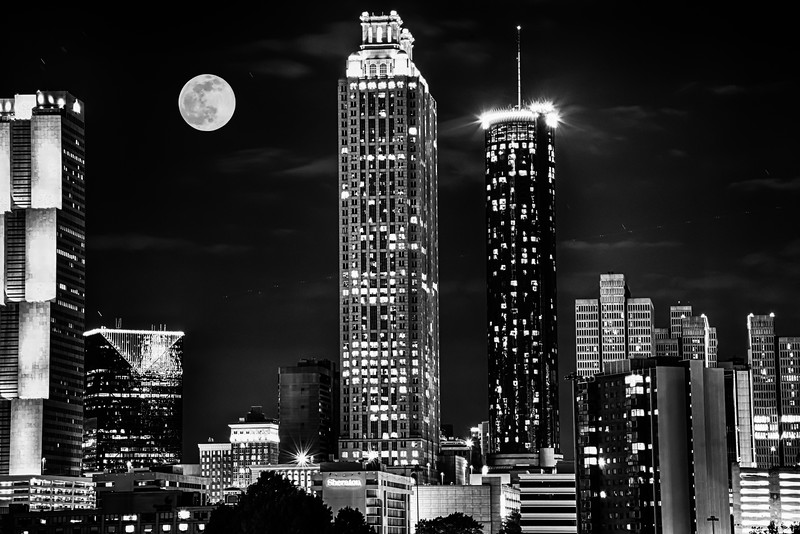 Midnight in Atlanta