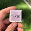 1.19ct Art Deco Carre Cut Diamond Solitaire 27