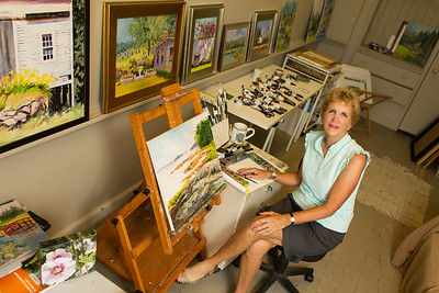 Sue, Painter