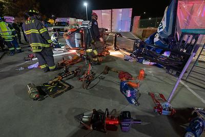 Douglas County Forklift Rescue