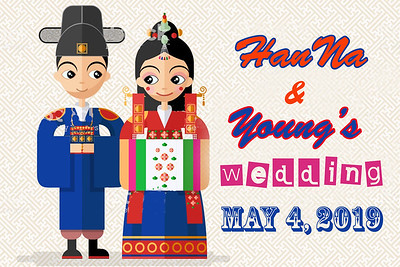 HanNa & Young's Wedding