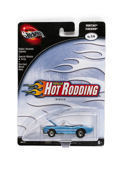 Popular Hot Rodding Series