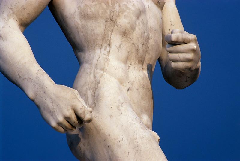 Runner Statue, Foro Italico, Rome
