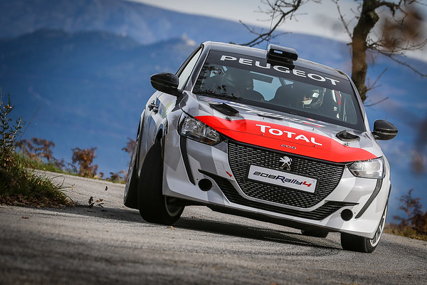 Peugeot Rally Cup Iberica