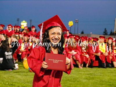 2012 Galt High Graduation
