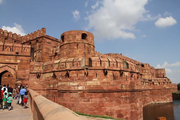 Oct 2013 - Agra
